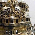 Monstrancje w stylu gotyckim