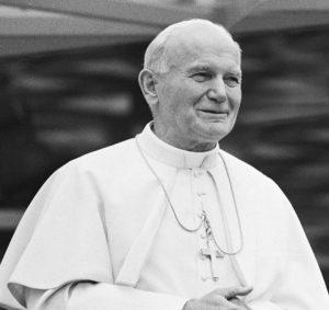 Papież Jan Paweł II - zdjęcie