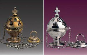 Złocenia renowacja naczyń liturgicznych