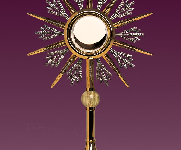 """Dlaczego Eucharystia to """"Najświętszy Sakrament""""?"""